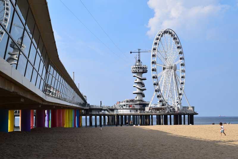 Scheveningen Pier Den Haag